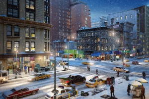 egor-goray-winter-NY-Intersection
